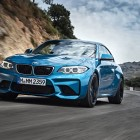 BMW M2 Coupe front-1