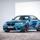 BMW M2 Coupe front quarter