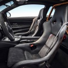 BMW M4 GTS bucket seats