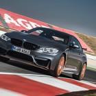 BMW M4 GTS front quarter-1