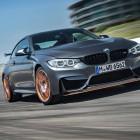 BMW M4 GTS front quarter-2