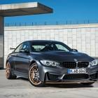 BMW M4 GTS front quarter-3