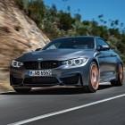 BMW M4 GTS front quarter-4