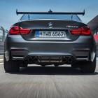 BMW M4 GTS rear