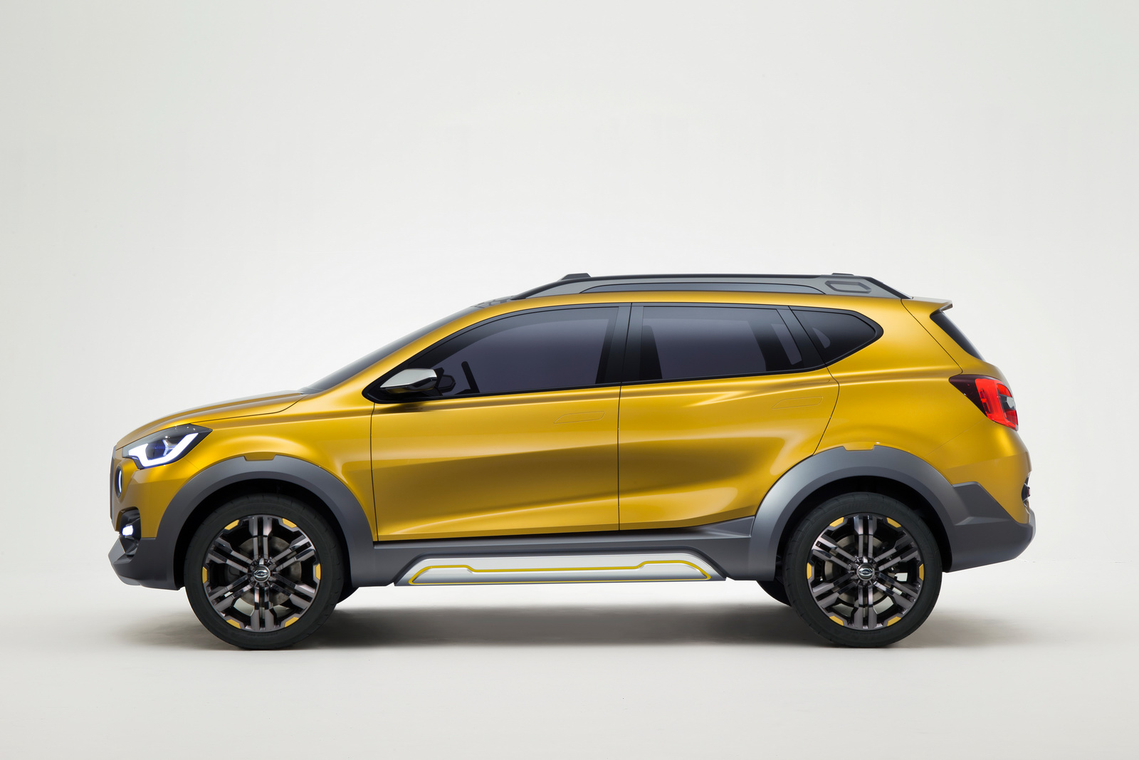 Datsun Cars Datsun Go Cross Concept Previews New Low Cost Suv