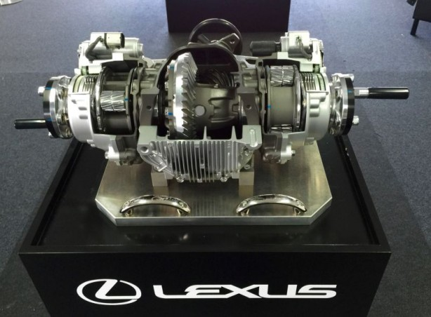 Lexus-GS-F-TVD-Differential