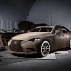 Lexus-IS-Carboard-Origami-Edition