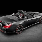 "Mercedes-Benz SL Special Edition ""Mille Miglia 417"" rear quarter"