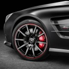 "Mercedes-Benz SL Special Edition ""Mille Miglia 417"" wheel"