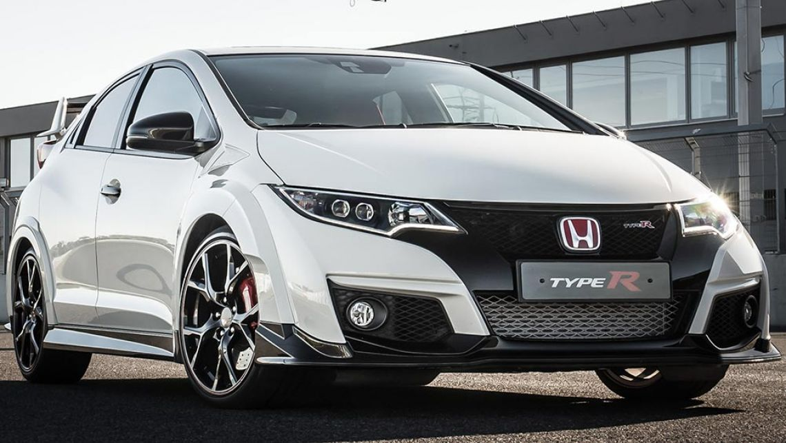 honda cars honda civic type r not coming to australian shores. Black Bedroom Furniture Sets. Home Design Ideas