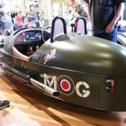 Morgan 3 Wheeler Rear