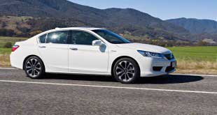 2015 Honda Accord Sport Hybrid - main
