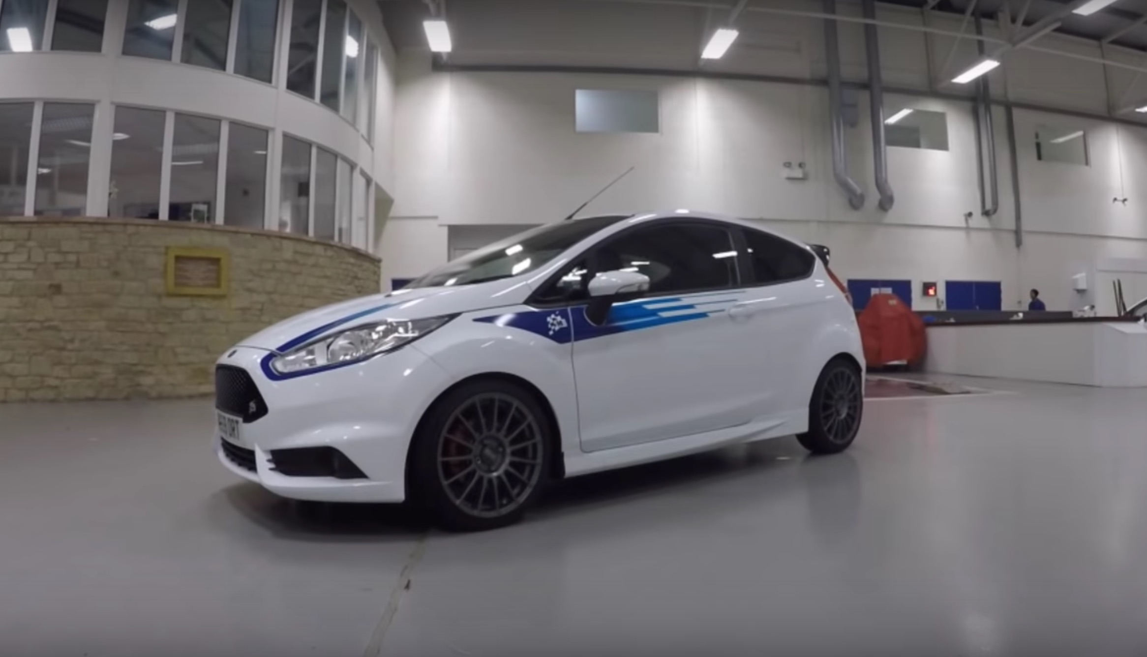 M-Sport tuned Ford Fiesta packs 158kW/320Nm & limited slip ...