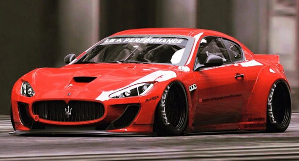 Maserati-Liberty-Walk-GRANTURISMO
