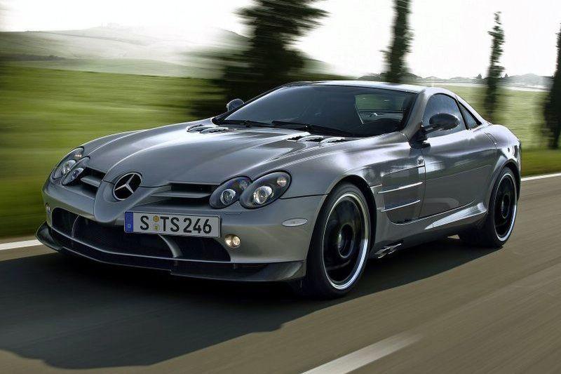 Mercedes Benz Slr Mclaren Successor Coming In 2018