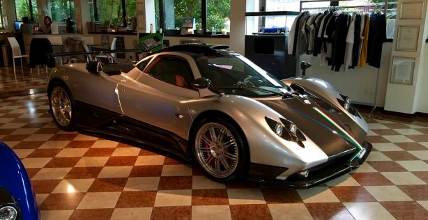 Zonda C12 Prototype2 - 1 million km