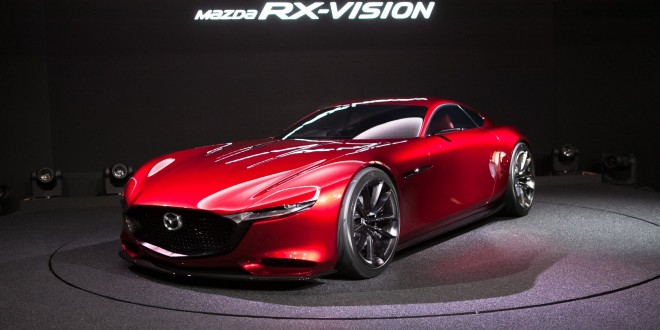 Mazda RX revival to be turbocharged with no less than 300kW