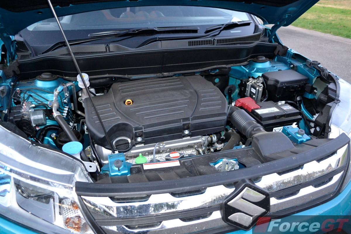 Suzuki Vitara Jlx Engine Swap