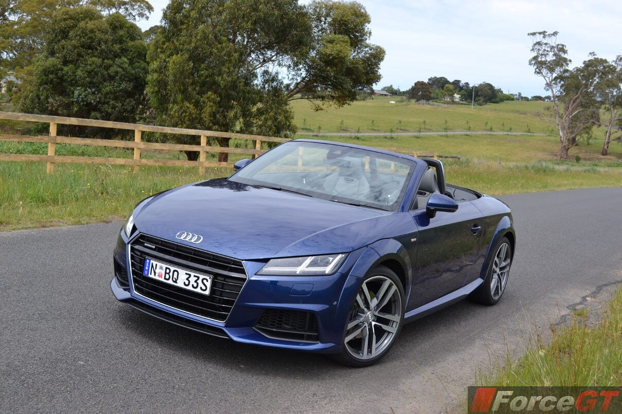 Audi TT Review: 2016 Audi TT Roadster