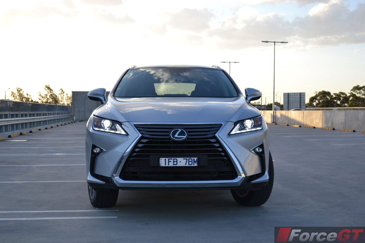 lexus rx with third row seats confirmed motor authority autos post. Black Bedroom Furniture Sets. Home Design Ideas