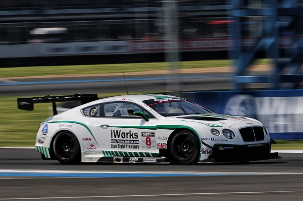 Bentley Team Absolute_Car 8 - Bentley Pirelli World Challenge 2016