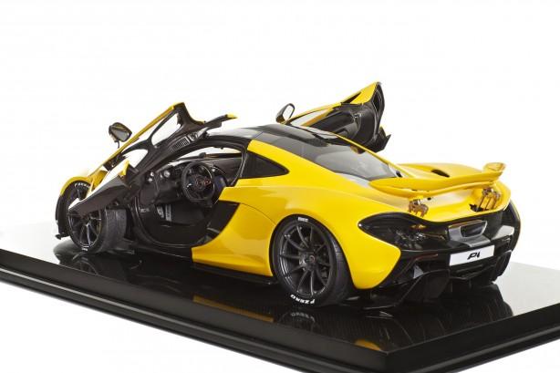 Amalgam McLaren P1 model