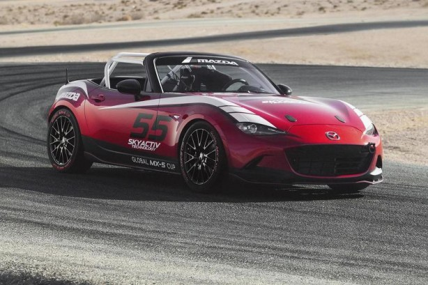 Mazda MX-5 cup-series front quarter-1
