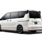 Nissan-Serena-NISMO-rear-quarter