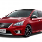 Nissan-Sylphy-S-Touring-front-quarter