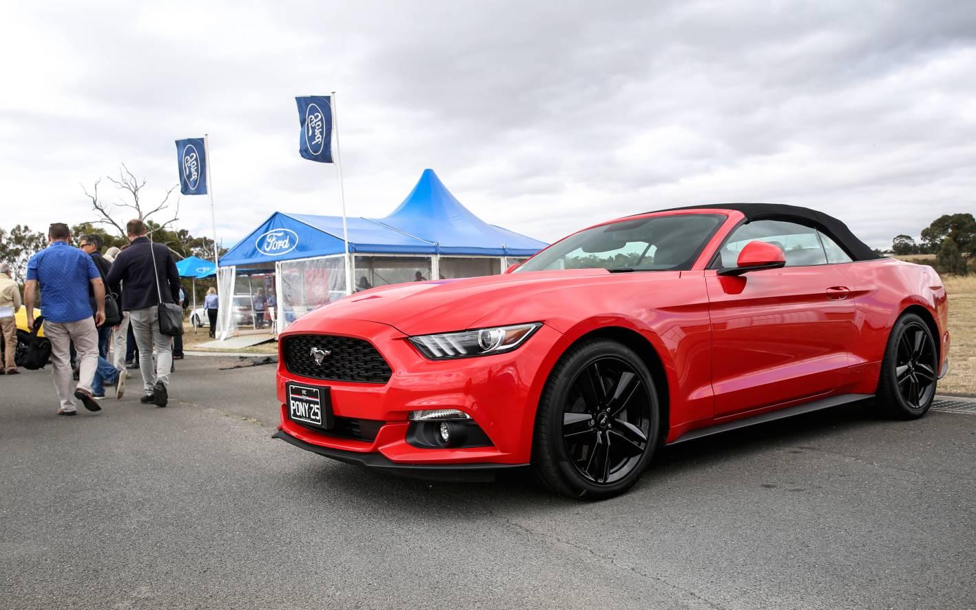 Ford S Lara Proving Ground Celebrates 50th Anniversary