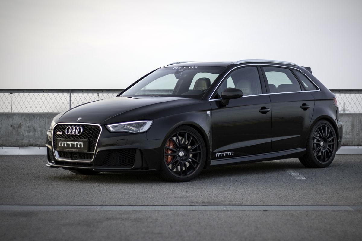 Mtm Pumps Up Audi Rs3 With Big Power Forcegt Com