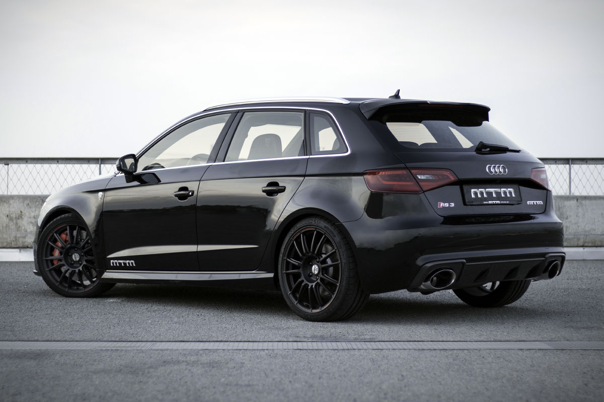 mtm pumps up audi rs3 with big power. Black Bedroom Furniture Sets. Home Design Ideas