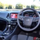 2015 Holden VFII Commodore Sportswagon interior
