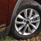 2015 kia sorento 17-inch wheel