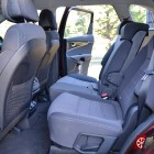2015 kia sorento 2nd row leg room