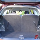 2015 kia sorento luggage space