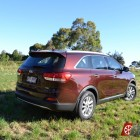 2015 kia sorento rear quarter