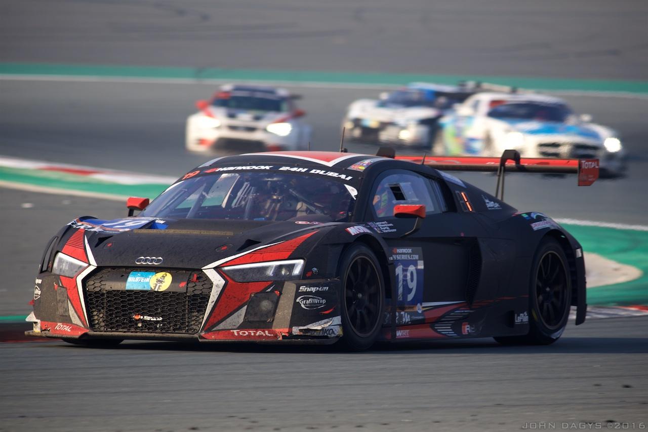 Audi R8 Lms Wins Dubai 24 Hours Forcegt Com