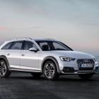 2016 Audi A4 Allroad quattro front quarter