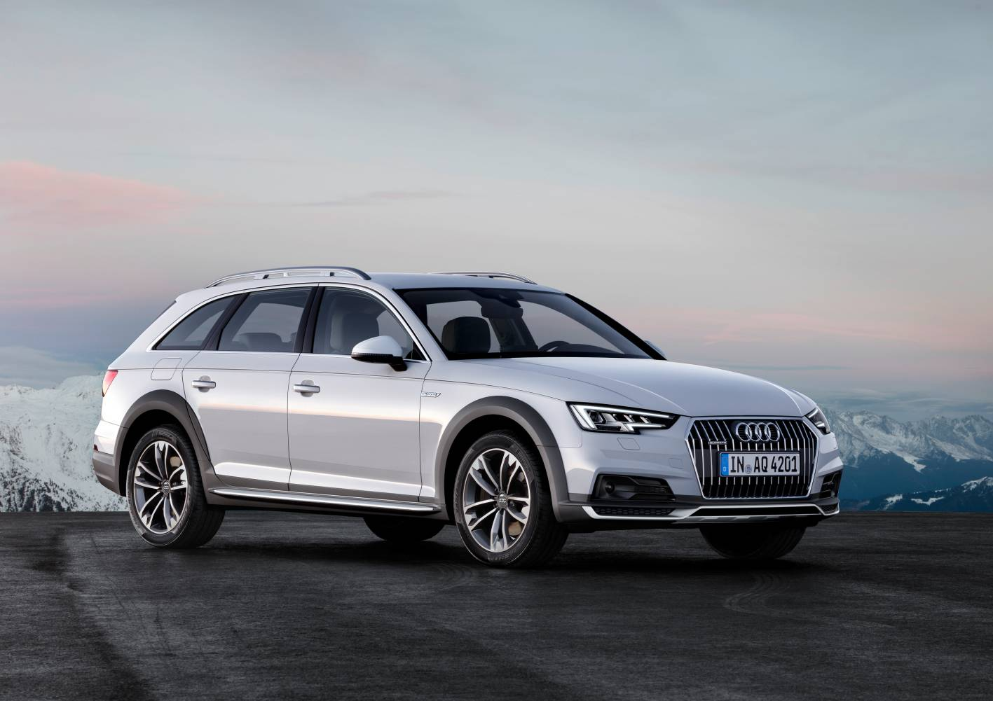 2016 audi a4 allroad quattro goes official. Black Bedroom Furniture Sets. Home Design Ideas