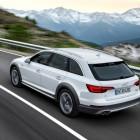 2016 Audi A4 Allroad quattro rear quarter