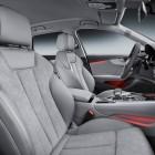 2016 Audi A4 Allroad quattro seats