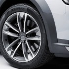2016 Audi A4 Allroad quattro wheel