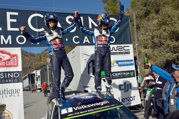 2016 FIA World Rally Championship