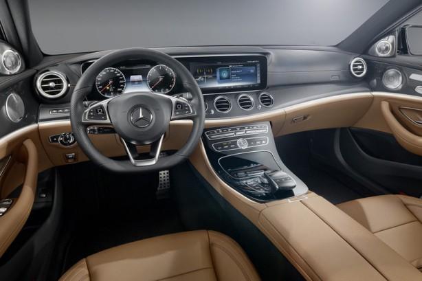2016 Mercedes-Benz E-Class interior-1