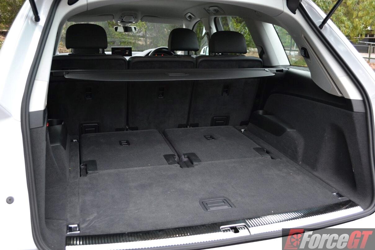Audi Q7 Review: 2016 Audi Q7