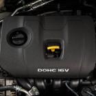 2016 Kia Sportage 2.0L petrol engine. Inline 4 cyl. DOHC MPI D-CVVT 16 valve.
