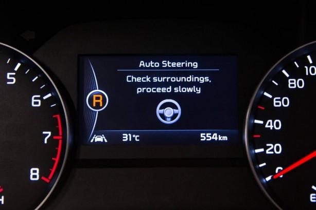 2016 Kia Sportage Platinum (SPAS (Smart Parking Assist System).