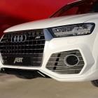 ABT-tuned Audi QS7 front bumper