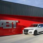 ABT-tuned Audi QS7 front quarter